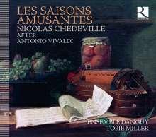 Nicolas Chedeville (1705-1782): Le Printems ou Les Saisons Amusantes, CD