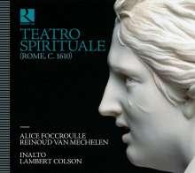 Teatro Spirituale, CD