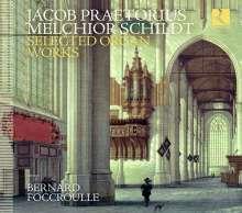 Melchior Schildt (1593-1667): Sämtliche Orgelwerke, CD