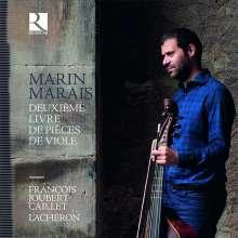 Marin Marais (1656-1728): Pieces de Viole Buch 2 (1701), 5 CDs