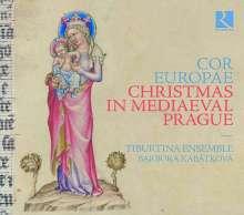 Christmas in Mediaeval Prague, CD