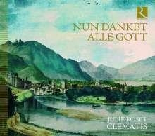 """Geistliche Musik des Barock """"Nun danket alle Gott"""", CD"""