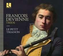Francois Devienne (1759-1803): Trios op.17 Nr.4 & 5;op.66 Nr.1-3, CD