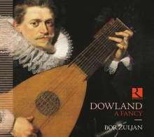 """John Dowland (1562-1626): Lautenwerke """"A Fancy"""", CD"""