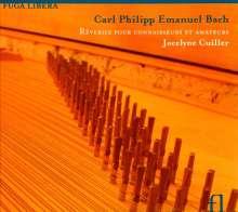 Carl Philipp Emanuel Bach (1714-1788): Cembalowerke, CD