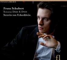 Franz Schubert (1797-1828): Klaviersonaten D.840 & D.959, CD