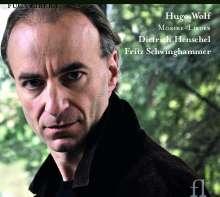 Hugo Wolf (1860-1903): Mörike-Lieder, 2 CDs