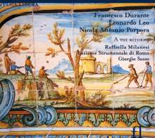 A Voi Ritorno - Kantaten & Concerti aus Neapel, CD