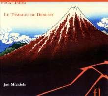 Jan Michiels - Le Tombeau de Debussy, CD