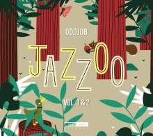Oddjob: Jazzoo Vol.1 & 2, CD
