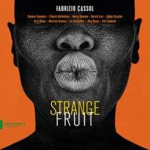 Fabrizio Cassol (geb. 1964): Strange Fruit, CD