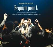Fabrizio Cassol (geb. 1964): Requiem Pour L., CD