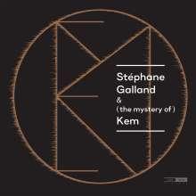 Stephane Galland (geb. 1969): Stéphane Galland & (the mystery of) Kem, 2 LPs
