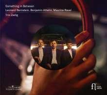 Trio Zadig - Something in Between, CD