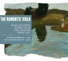 Daniel Weissmann - The Romantic Viola, CD
