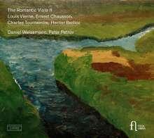 Daniel Weissmann - The Romantic Viola Vol.2, CD