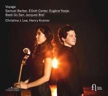 Christine Jeong Hyoun Lee & Henry Kramer - Voyage, CD