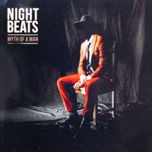 Night Beats: Myth Of A Man (Limited-Edition) (Red Vinyl), LP