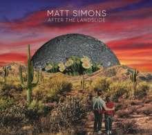 Matt Simons: After The Landslide, CD