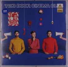 Two Door Cinema Club: False Alarm (Limited-Edition) (Blue Vinyl), LP
