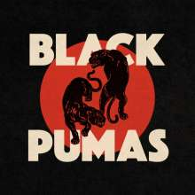 Black Pumas: Black Pumas (Limited-Edition) (Red Vinyl), LP