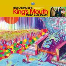 The Flaming Lips: King's Mouth, CD