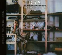 Throbbing Gristle: D.o.A. - The Third And Final Report Of Throbbing Gristle, 2 CDs