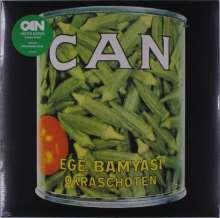 Can: Ege Bamyasi Okraschoten (Green Vinyl) (Limited Edition), LP