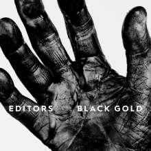 Editors: Black Gold, CD