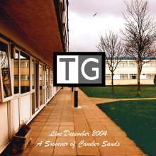 Throbbing Gristle: A Souvenir Of Camber Sands: Live 2004 (Limited Edition) (White Vinyl), 2 LPs