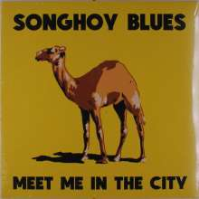 """Songhoy Blues: Meet Me In The City, Single 12"""""""