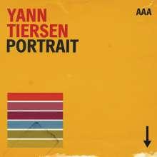 """Yann Tiersen (geb. 1970): Portrait, 3 LPs und 1 Single 7"""""""