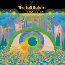 The Flaming Lips: The Soft Bulletin: Live At Red Rocks, CD