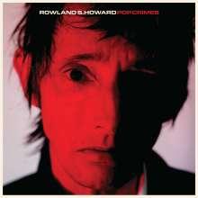 Rowland S. Howard: Pop Crimes, CD