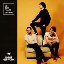 The Cribs: Night Network, CD