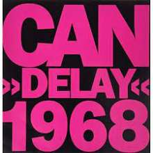 Can: Delay 1968 (Limited Edition) (Pink Vinyl), LP
