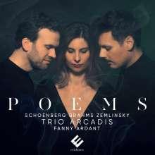 Trio Arcadis - Poems, CD
