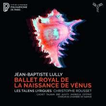 Jean-Baptiste Lully (1632-1687): Ballet Royal de la Naissance de Venus, CD