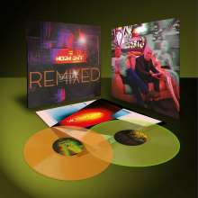 Erasure: The Neon Remixed (Limited Edition) (LP1: Transparent Amber Vinyl/LP 2: Yellow Glow Vinyl), 2 LPs
