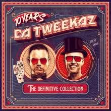 Da Tweekaz: 10 Years Da Tweekaz: The Definitive Collection, 2 CDs