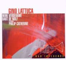 Gino Lattuca: Bad Influence, CD