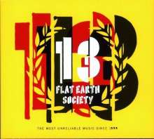 Flat Earth Society: 13, CD