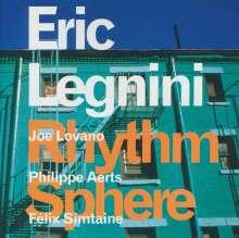 Eric Legnini (geb. 1970): Rhythm Sphere, CD