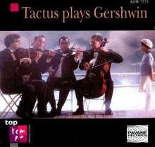 George Gershwin (1898-1937): Gershwin für Streichquartett, CD