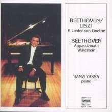 Ludwig van Beethoven (1770-1827): Klaviersonaten Nr.21 & 23, CD
