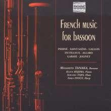 Französische Musik für Fagott, CD