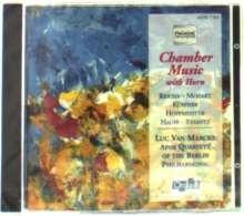 Kammermusik mit Horn, CD