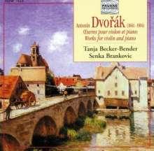 Antonin Dvorak (1841-1904): Sonate für Violine & Klavier op.57, CD