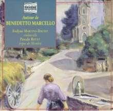 Benedetto Marcello (1686-1739): Cellosonaten Nr.1-3,5, CD
