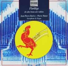 """Musik für Saxophon & Orgel """"Florilege"""", CD"""